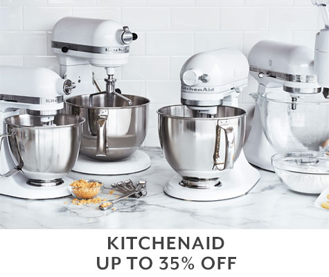KitchenAid UP TO 35% OFF