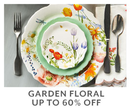 Garden Floral up to 60% off.