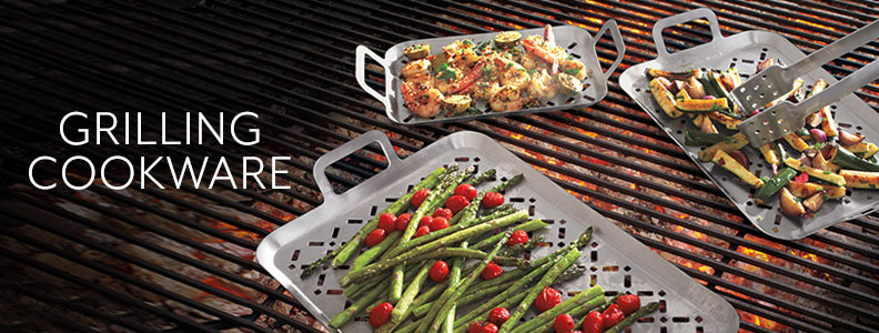 Grilling Cookware.